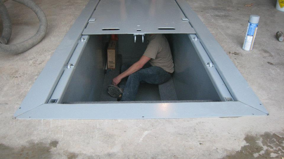 Tornado Underground Storm Shelters Number One Selling